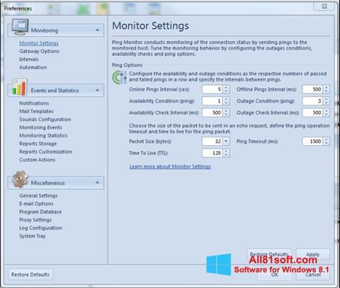 Screenshot QIP untuk Windows 8.1