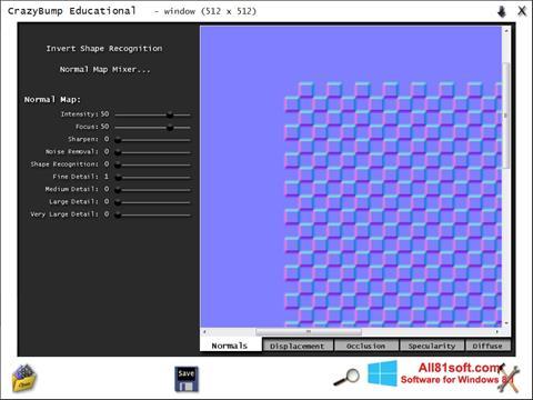 Screenshot CrazyBump untuk Windows 8.1