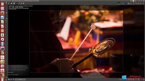 Screenshot RawTherapee untuk Windows 8.1