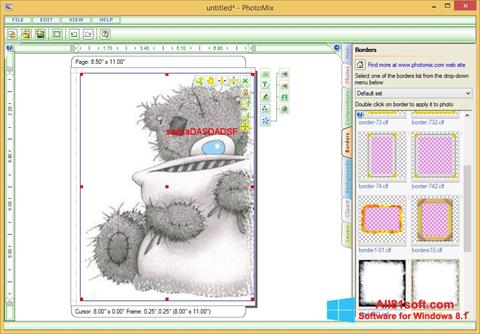 Screenshot PhotoMix Collage untuk Windows 8.1